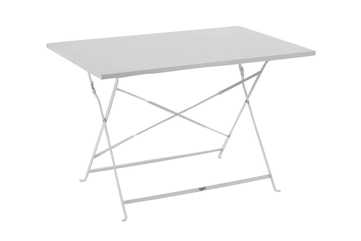 prix table pliante rectangulaire