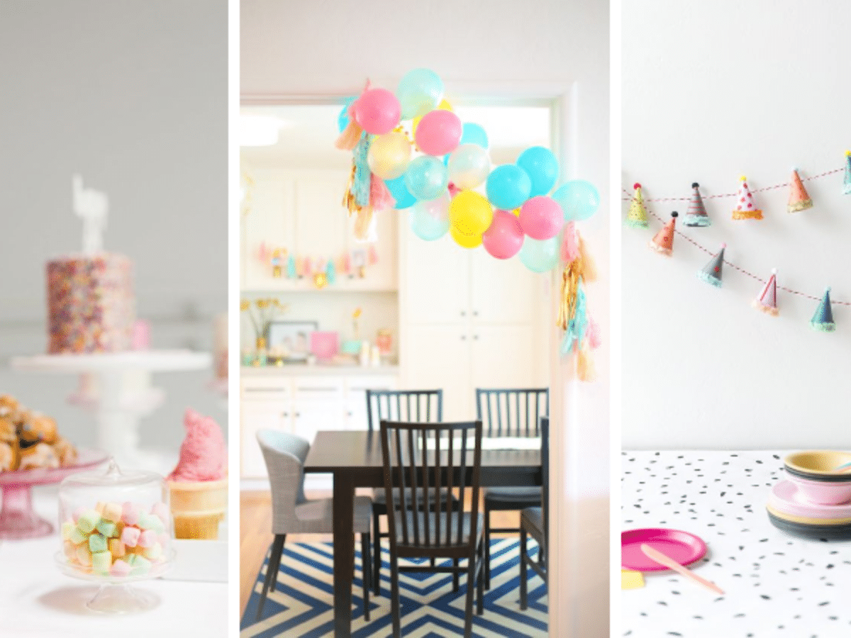 idee decoration anniversaire
